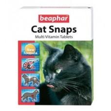 Beaphar витамины для кошек Cat Snaps, 75 табл. (12550)
