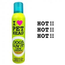 """Pet Head Сухой шампунь для собак """"Клубничный Лимонад"""" без смывания, без сульфатов и парабенов (DOGS LUV IT!!) (50443)"""