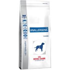 Royal Canin ANALLERGENIC AN18 Диета для собак при пищевой аллергии / непереносимости с ярко выраженной гиперчувствительностью