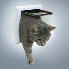 Дверца для  кошки (15,8х14,7см)