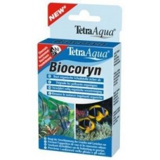 Tetra Biocoryn капсулы для подготовки воды, 12 капсул (146860)