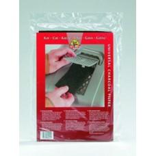 Beeztees Фильтр для кошачьих туалетов 20*30 см (400177)