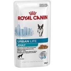 Royal Canin URBAN LIFE ADULT консервы для собак, живущих в городской среде 150г (P18636)