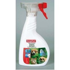 Beaphar 13048 Odour Eliminator Дезодорант для уничтожения запаха 400мл (13211)