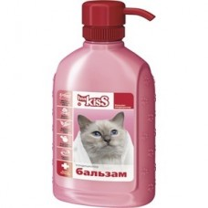 Мисс Кисс / Бальзам-кондиционер для кошек, 200мл. (36228)