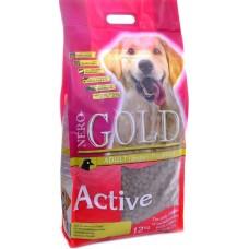 NERO GOLD super premium Для Активных собак: Курица и рис (Adult Active), 12кг (p10210)