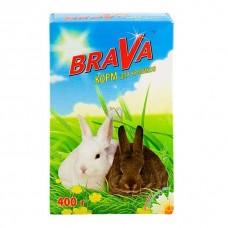 Брава Корм для кроликов 400гр. (32581)