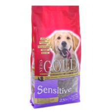 NERO GOLD super premium для чувствительных собак: Индейка и рис (Sensitive Turkey 23/13)