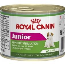 Royal Canin JUNIOR для щенков от 2-10 мес., 195гр. (P12989)