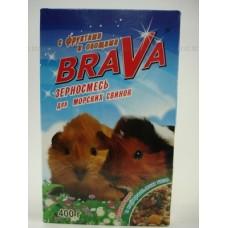 Брава Корм для морских свинок Фрукты+овощи 400гр. (27522)