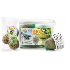 RIO лакомство для птиц Питательный шарик, 90г*3шт. (38011)