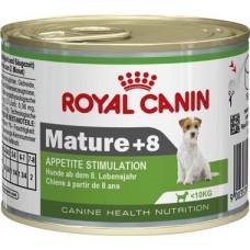 Royal Canin MATURE +8  для собак старше 8лет, 195гр. (P12990)