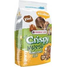 Верселе-Лага Crispy Muesli Hamster Корм для хомяков 400гр. (17205)