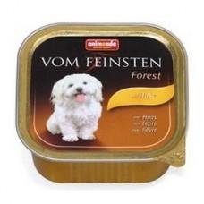 Animonda Vom Feinsten Forest с кроликом 150 гр. (консервы для взрослых собак) (18449)