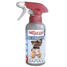 """Мистер Бруно Спрей для собак """"Устраняет запах псины"""", 200мл. (37834)"""