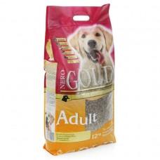 NERO GOLD super premium для взрослых собак курица и рис (Adult)