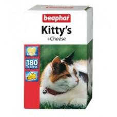 Beaphar Kitty's Cheese витамины для кошек