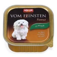 Animonda Vom Feinsten Forest с олениной 150 гр. (консервы для взрослых собак) (46678)