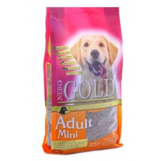 NERO GOLD super premium для взрослых собак малых пород (Adult Mini 23/12)