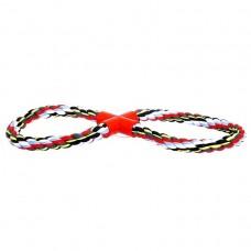 "PapillonИгрушка для собак ""2 кольца из каната"", хлопок (Cotton flossy toy 8-shape) (P15221)"