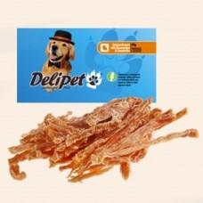 DeliPet для собак куриные грудки с глюкозамином и хондроитином, 100 гр. (2471)