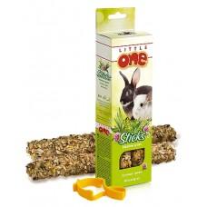 Little One Палочки для морских свинок, кроликов и шиншилл с луговыми травами (39018)