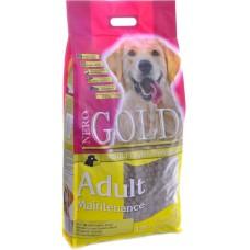 NERO GOLD super premium Для Взрослых собак: Контроль веса (Adult Maintenance 21/10), 12кг (p10069)