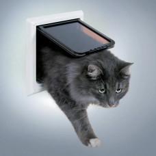 """Дверца для кошки """"FreeCat de Luxe"""", 17,7 х 18,7  (3867)"""