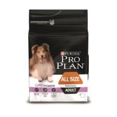 Pro Plan ALL SIZES ADULT PERFORMANCE OPTIPOWER корм для активных и рабочих собак с курицей 14кг (P11358)