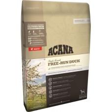 Acana Singles Free Run Duck корм беззерновой для собак Утка
