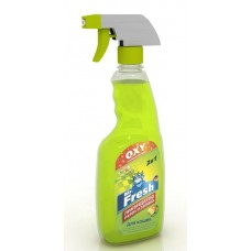 Mr.Fresh 3 в 1 Ликвидатор пятен и запаха (спрей) 500мл