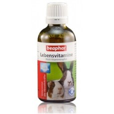 Beaphar Lebensvitamine Витамины для грызунов, 50мл. (11484)