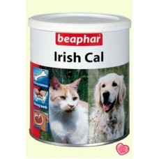 Beaphar Irish Cal витамины для собак и кошек Минеральная смесь с содержанием солей кальция 500г (12428)