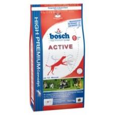 Бош Active сухой для активных собак 15кг (00826)