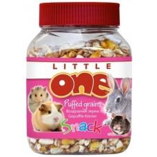 Little One лакомство для грызунов Воздушные зерна, 100гр. (23266)