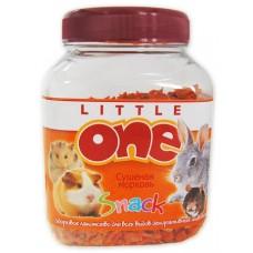 Little One Лакомство Сушеная морковь, 200гр. (19775)