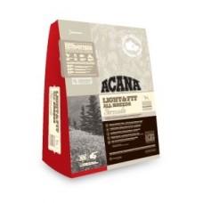 Acana Light & Fit  корм для собак Облегченный