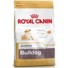 Royal Canin BULLDOG JUNIOR для щенков Английского Бульдога до 12мес., 12кг (P14107)