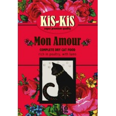 KiS-KiS Mon Amour (Мон Амур) Rich in Poultry with Lamb корм для взрослых кошек ПТИЦА / ЯГНЕНОК 7.5 kg