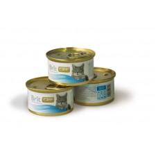 Brit Care Tuna&Turkey консервы для кошек, Тунец и индейка , 80гр. (05122)