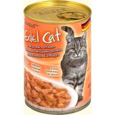 Edel Cat Консервы для кошек, 3 вида мяса