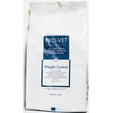 PRO-VET Weight Control 3 кг (Разработан для контроля веса тела кошек, склонных к ожирению)