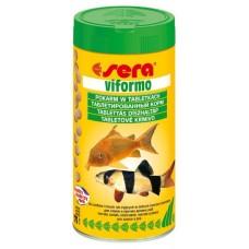 Сера 0520 Viformo Корм для сомиков и вьюновых 130 таб (50мл) (15988)