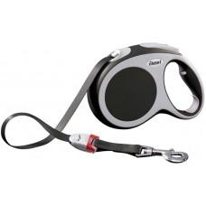 Flexi Рулетка VARIO L 5м до 60кг (ремень)