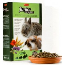Падован Junior Сoniglietti Корм для молодняка кроликов 850г (03863)