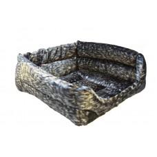 Yami-Yami Мягкий лежак квадратный N 1, флок, 34*34*10см (9211)