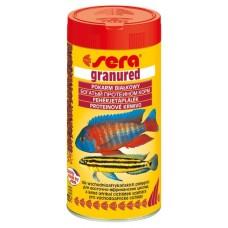 Сера Granured Корм д/плотоядных цихлид, гранулы