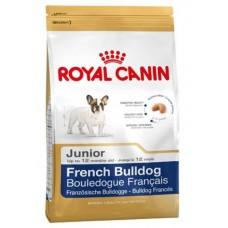 Royal Canin FRENCH BULLDOG JUNIOR 30 для щенков Французского Бульдога до 12 месяцев