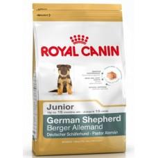 Royal Canin GERMAN SHEPHERD JUNIOR 30 для щенков Немецкой Овчарки до 15мес.
