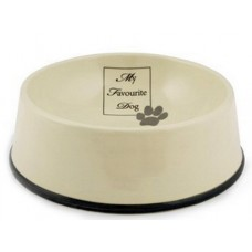 Beeztees My Favorite Миска для собак керамическая